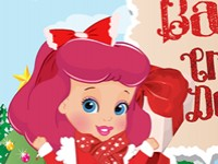 Baby Boo Christmas Decoration